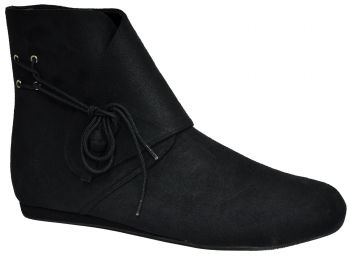 Men's Short Renaissance Boot - Black - Men's Shoe L (12 - 13)