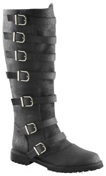 Men's Gotham Boots #110 - Black - Men's Shoe S (8 - 9)
