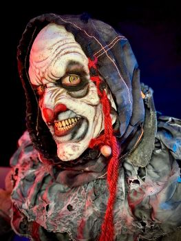 Hag - Jester (Open Mouth)