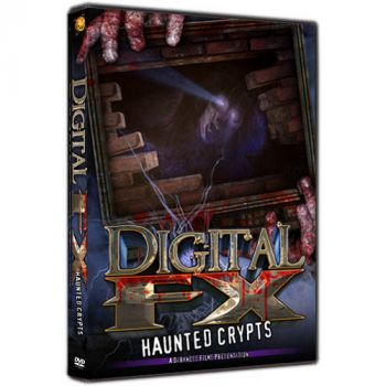 Haunted Crypts DVD