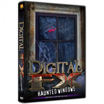 Haunted Windows DVD