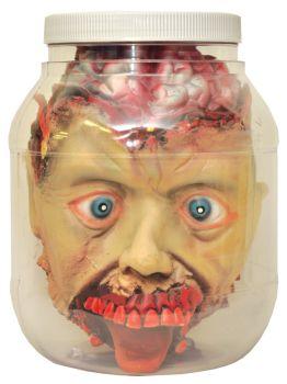 Head In Jar