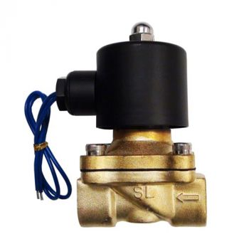 High-Flow 2-Way Valve with 1/2 ports