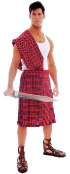 Highland Brave Costume - Adult 2X