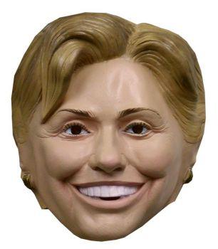 Hillary Rodham Clinton Mask
