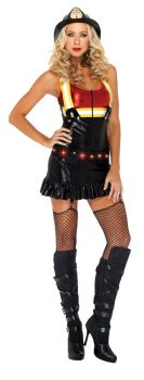 Women's Hot Spot Honey Costume - Adult Large