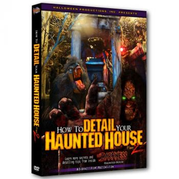How to Detail Your Haunted House DVD - Part 2