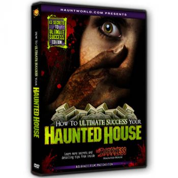 How To ULTIMATE SUCCESS Your Haunted House DVD