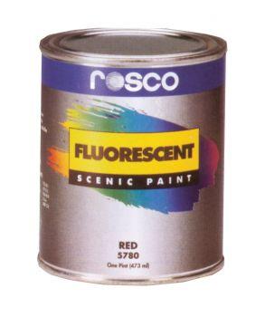1-Gallon Paint Fluorescent - White