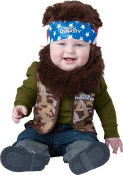 Willie Costume - Duck Dynasty - Toddler (18 - 24M)