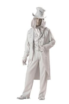 Men's Ghostly Gent Costume - Adult L (42 - 44)