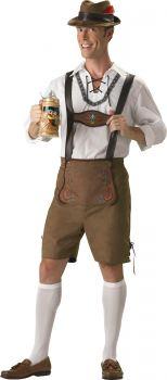 Men's Oktoberfest Guy Costume - Adult L (42 - 44)