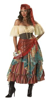 Women's Fortune Teller Costume - Adult L (12 - 14)