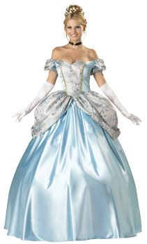 Women's Enchanting Princess Costume - Adult L (12 - 14)