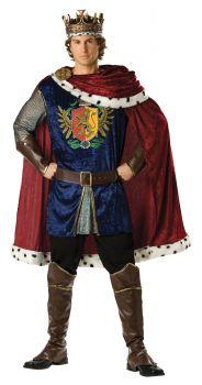 Men's Noble King Costume - Adult L (42 - 44)