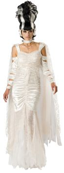 Women's Monster Bride Elite Costume - Adult M (8 - 10)