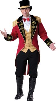 Men's Ringmaster Costume - Adult M (38 - 40)