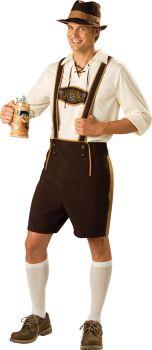 Men's Bavarian Guy Costume - Adult L (42 - 44)