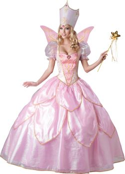 Women's Fairy Godmother Costume - Adult L (12 - 14)
