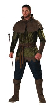 Men's Robin Hood Costume - Adult M (38 - 40)