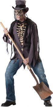 Men's Grave Robber Costume - Adult L (42 - 44)