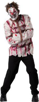 Men's Circus Psycho Costume - Adult XL (46 - 48)
