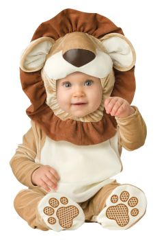Lovable Lion Costume - Toddler (18 - 24M)
