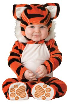 Tiger Tot Costume - Toddler (12 - 18M)