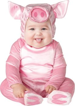 This Lil Piggy 2B Costume - Toddler (18 - 24M)