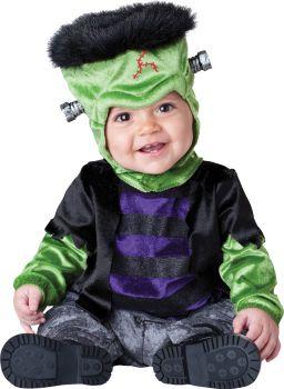 Monster Boo Costume - Toddler (18 - 24M)
