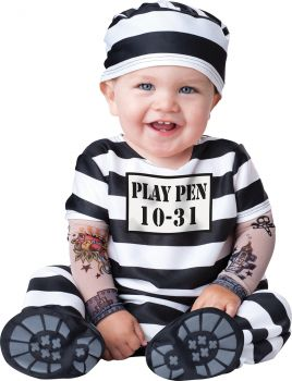 Time Out Costume - Toddler (18 - 24M)