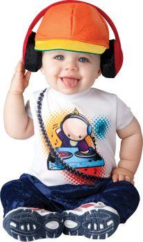 Baby Beats Costume - Toddler (18 - 24M)