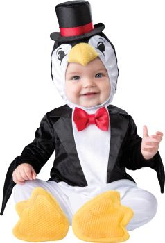 Playful Penguin Costume - Toddler (12 - 18M)