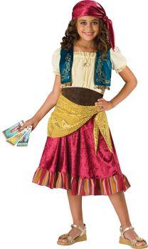 Girl's Gypsy 2B Costume - Child L (10)