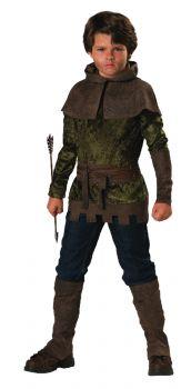 Boy's Robin Hood Costume - Child M (8)