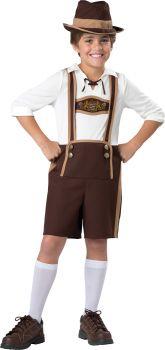 Boy's Bavarian Guy Costume - Child S (6)