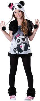Pandamonium Costume - Tween S (8 - 10)