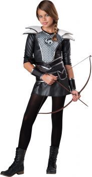 Midnight Huntress Costume - Tween L (12 - 14)