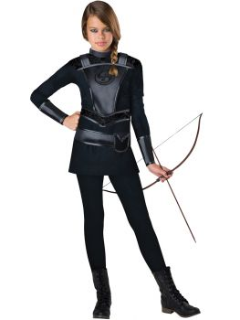 Warrior Huntress Costume - Tween S (8 - 10)