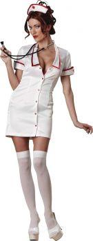Women's Temperature Rising Costume - Adult M (8 - 10)