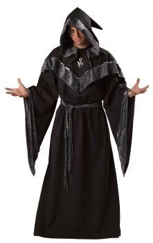 Men's Dark Sorcerer Costume - Adult L (42 - 44)