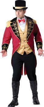 Men's Plus Size Ringmaster Costume - Adult 2X (50 - 52)