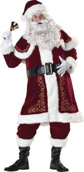 Men's Jolly Ol' St. Nick Costume - Adult M (38 - 40)
