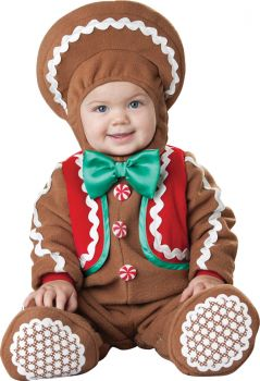 Sweet Gingerbaby Costume - Infant (6 - 12M)