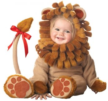 Lil Lion Costume - Toddler (18 - 24M)