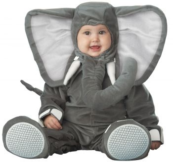Lil Elephant Costume - Toddler (18 - 24M)