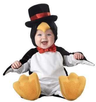 Lil Penguin Costume - Toddler (18 - 24M)