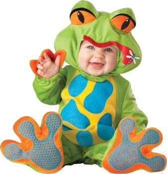 Lil Froggy Costume - Toddler (12 - 18M)