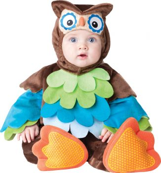 What A Hoot Costume - Infant (6 - 12M)