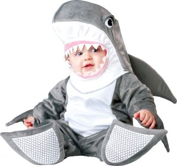 Silly Shark Costume - Infant (6 - 12M)
